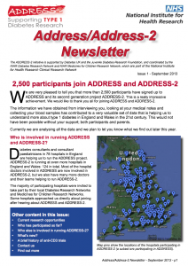 participant-newsletter-issue-1-september-2013
